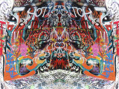 Seeing Double Print by Cindy Nunn