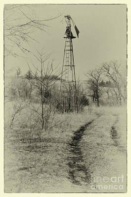 Photograph - Seen Better Days by David Waldrop