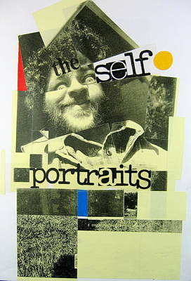 Self-portrait Mixed Media - Self Portrait - In The House by Cliff Spohn