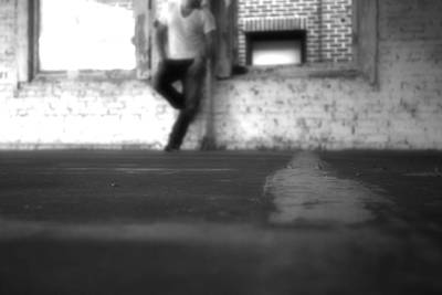Photograph - Self Portrait by Gray  Artus
