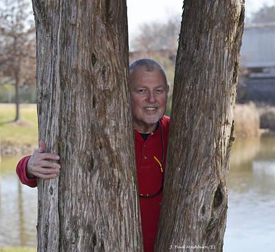 Mashburn Photograph - Self Portrait by Paul Mashburn