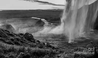 Photograph - Seljalandfoss 2 by Michael Canning