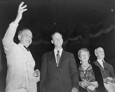 Kathleen Photograph - Senator Burton Wheeler, Charles by Everett
