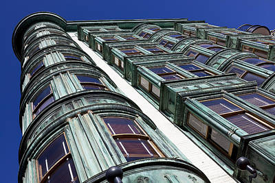 Sentinel Building  Art Print by Garry Gay