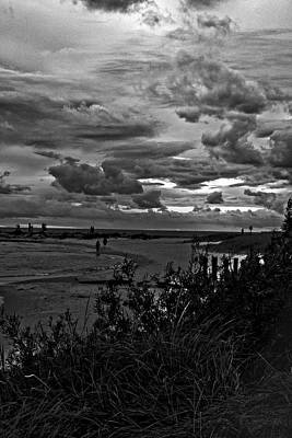 Art Print featuring the photograph September Clouds by Randall  Cogle