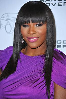 Serena Williams Photograph - Serena Williams At Arrivals For Range by Everett