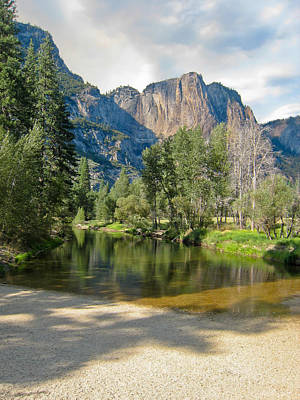 Photograph - Serene Yosemite Summer by Heidi Smith