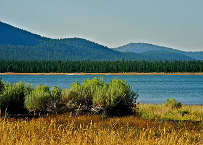Photograph - Serenity At Eagle Lake  by Kirsten Giving