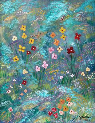 Painting - Serenity by John Keaton