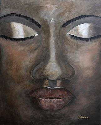 Painting - Serenity by Judy M Watts-Rohanna