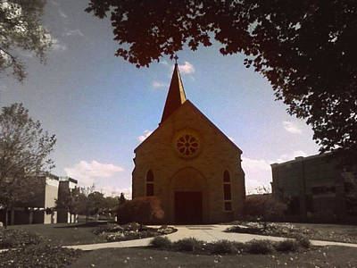 Wesleyan University Photograph - Serenity by Noelle-Christine Stewart