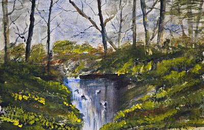 Painting - Serenity by Rob Hemphill