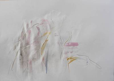 Interpersonal Painting - Series 25 Number 79 by Ulrich De Balbian