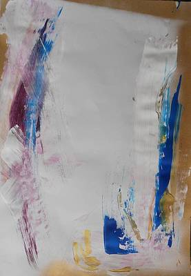 Etc. Painting - Series 25 Number 82 by Ulrich De Balbian