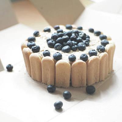 Serradura Birthday Cake Art Print by Daisy*