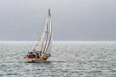 Photograph - Setting Sail by Jason Smith