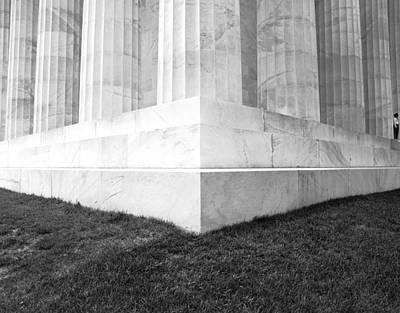 Seven Columns Original by Jan W Faul