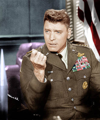 Incol Photograph - Seven Days In May, Burt Lancaster, 1964 by Everett