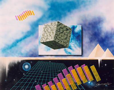 Seven Dimensions Art Print