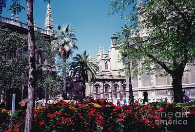 Photograph - Seville At Its' Finest by Barbara Plattenburg