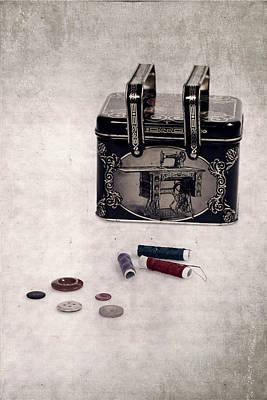 Sewing Box Art Print by Joana Kruse