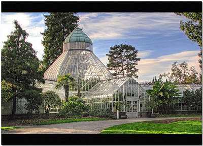 Photograph - Seymore Conservatory by Chris Anderson