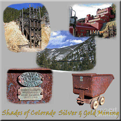 Photograph - Shades Of Co Mining by Tim Mulina