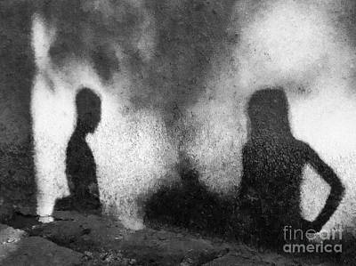 Shadow Conspiracy Art Print