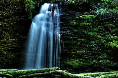 Photograph - Shadow Falls II by Joseph Noonan