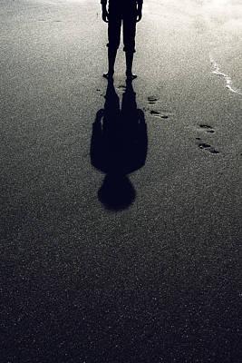 Shadow Art Print by Joana Kruse