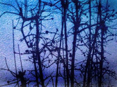 Shadow Limbs Art Print