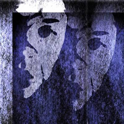 Creepy Mixed Media - Shadows And Regrets by Dino Thomas