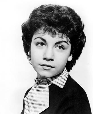 1959 Movies Photograph - Shaggy Dog, Annette Funicello, 1959 by Everett