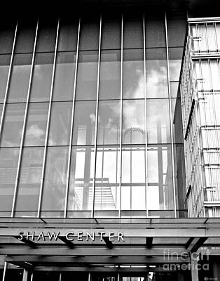 Digital Art - Shaw Center Baton Rouge by Lizi Beard-Ward