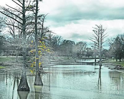 Digital Art - Shaw Mississippi by Lizi Beard-Ward