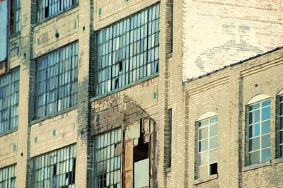 Shaw Walker Building Print by Ritter Photography And Fine Art Images