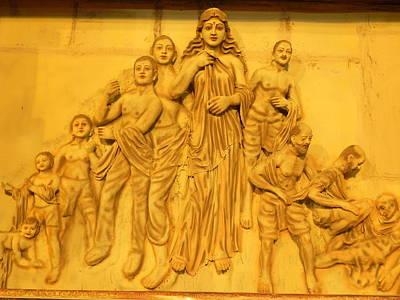 Sculpture - She by Arindam Raha