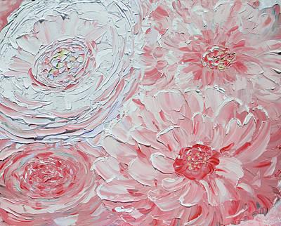 Sheer Bliss Art Print by Christine Krainock