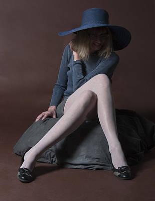 Photograph - Sheer Leggs by Irina ArchAngelSkaya