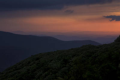 Photograph - Shenandoah Dawn by Sara Hudock