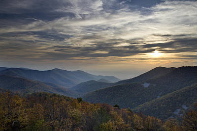 Photograph - Shenandoah National Park by Pierre Leclerc Photography