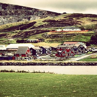 House Wall Art - Photograph - Shetland by Luisa Azzolini