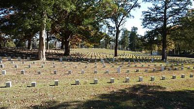 Photograph - Shiloh National Military Park by Joel Deutsch