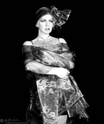 Photograph - Shiny Lady by Beverly Cash