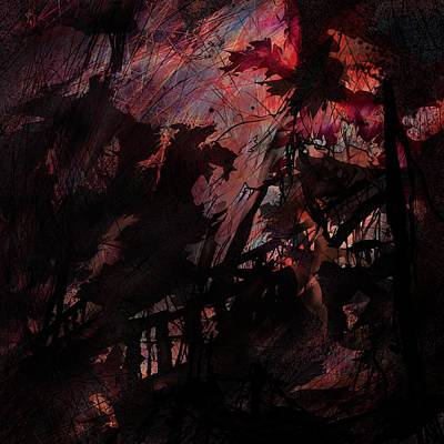 Destruction Digital Art - Shipwrecked by Rachel Christine Nowicki