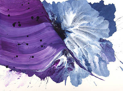 Painting - Shiraz Wave 2 by Catherine Jeltes