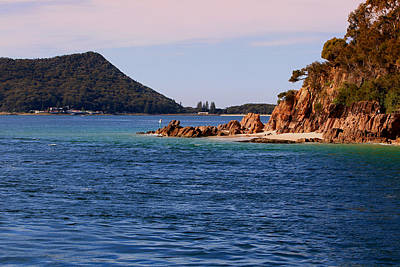 Photograph - Shoal Bay by Paul Svensen