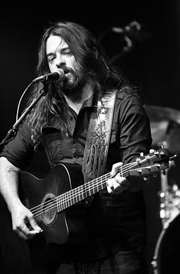 Photograph - Shooter Jennings - Carry Me Home by Elizabeth Hart