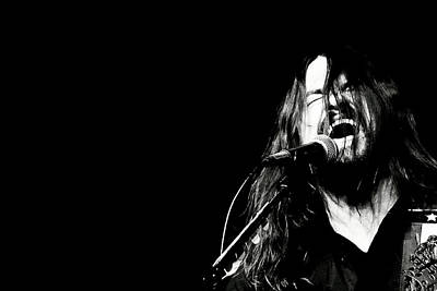Photograph - Shooter Jennings - Immortal by Elizabeth Hart