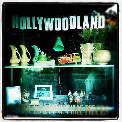 Hollywood Wall Art - Photograph - Shop by Torgeir Ensrud